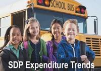 sdp expenditures