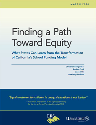 Finding a Path Toward Equity cover image