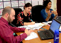 teaching teams at UP Academy image
